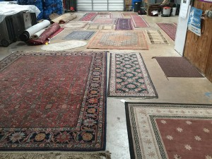 Rug Cleaning Gallery